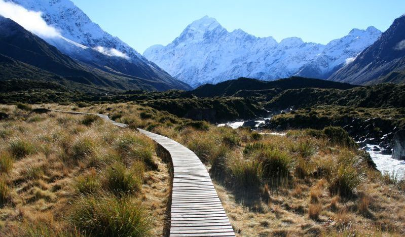 NZ 2014 Menu Mount Cook National Park 2a